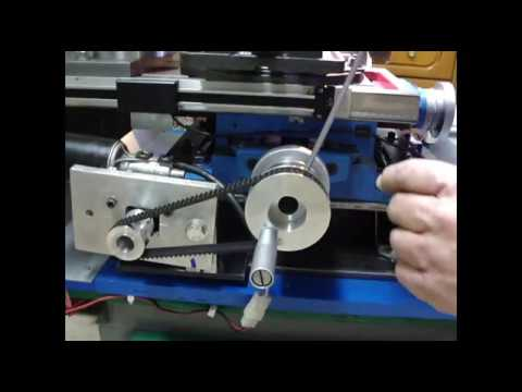 Milling Machine Homemade   X & Y AXIS POWER FEEDS and