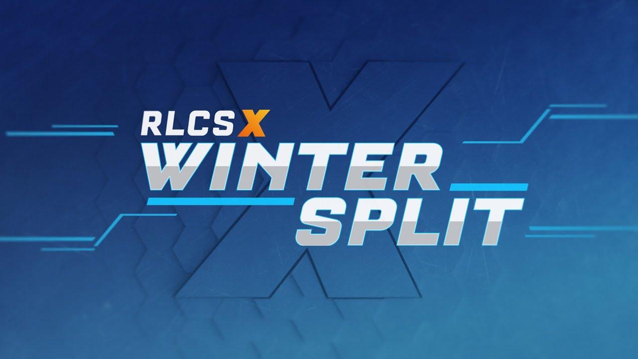 Announcing the RLCS X Winter Split