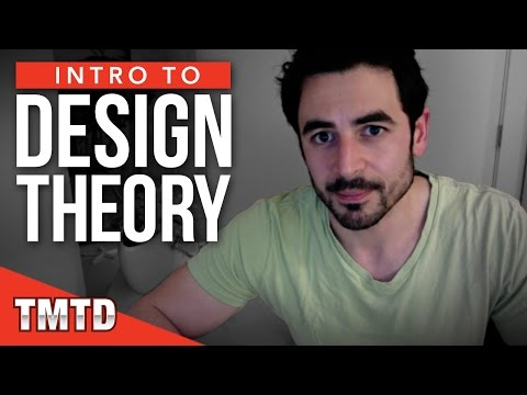 Intro to Design Theory - Graphic Design for Beginners