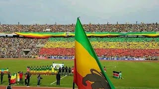 Ethiopian fans have outdone themselves as Ethiopia takes on Kenya in Bahir Dar Stadium | Afcon2019