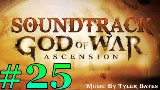 God of War Ascension Soundtrack - Madness of the Fury Queen