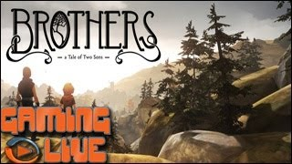 Gaming live Xbox 360 - Brothers : A Tale of Two Sons - Deux frères mais une seule manette