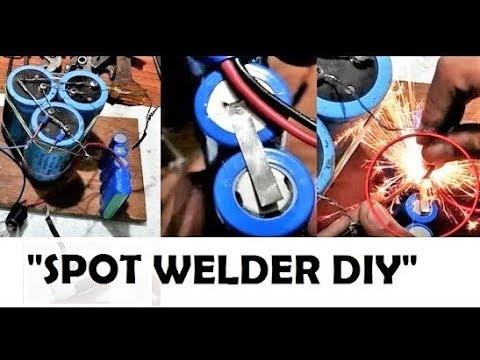 Best Lithium Ion Battery Tab Spot Welder
