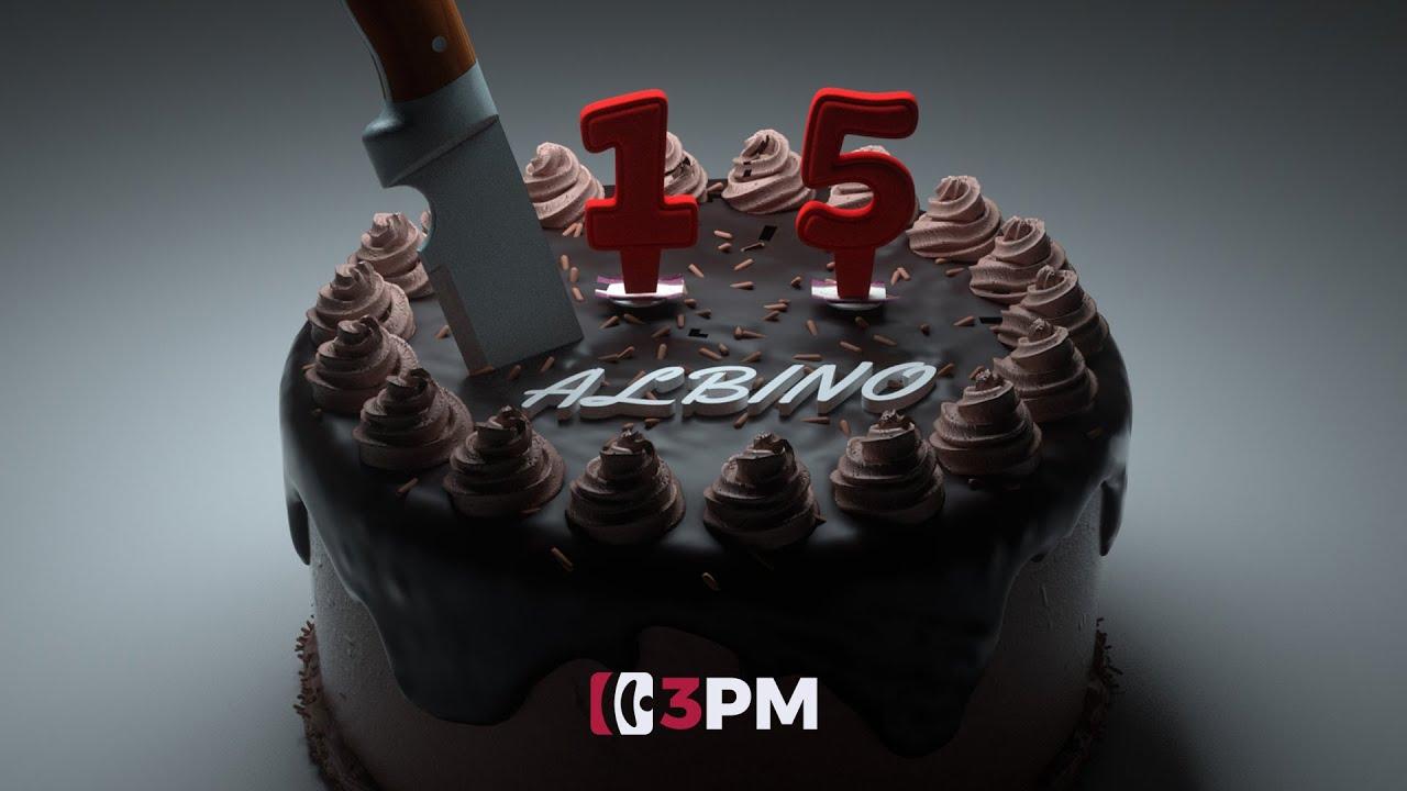 Albino - 15 🎂