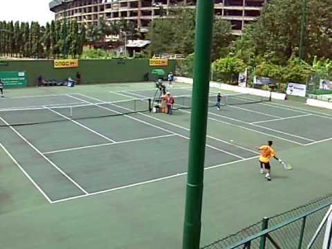 Rohan Gide  vs Yuki Bhambri ITF F10 Kolkata 2009