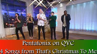 Pentatonix 4 Songs From 34 That 39 s Christmas