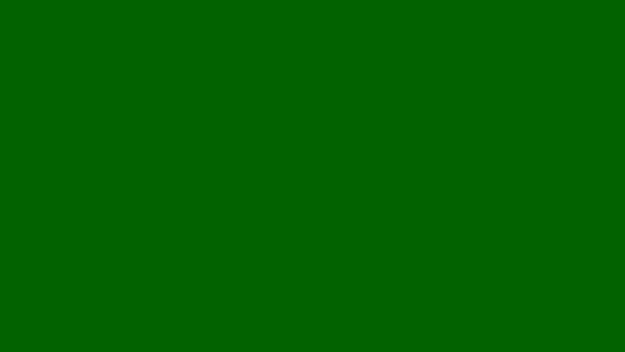 Dark Green Color - YouTube