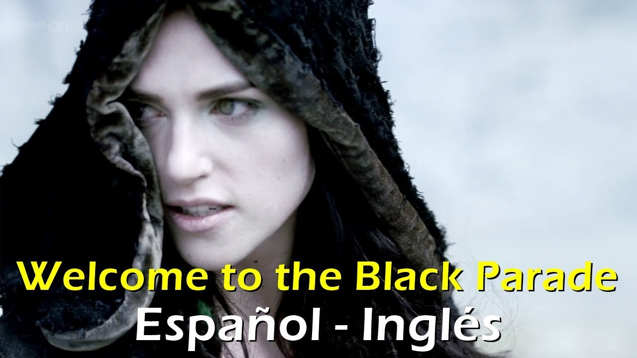 My Chemical Romance - Welcome To The Black Parade - Español Ingles (Fan vídeo)