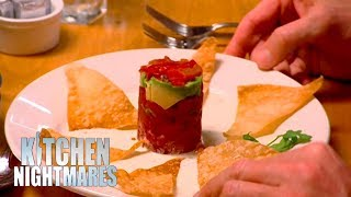 gordon ramsay eggy bread with apple compote recipe