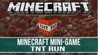Minecraft Mini-Game: TNT Run 1v1