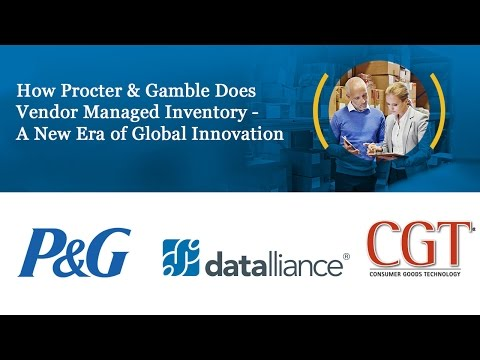 How Procter & Gamble Does Vendor Managed Inventory