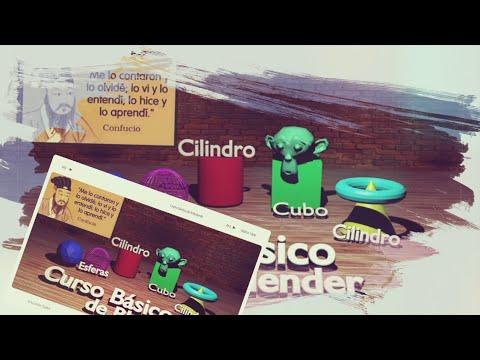 Download CURSO DE BLENDER BÁSICO COMPLETO