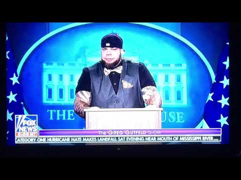 Tyrus stands in as Press Secretary