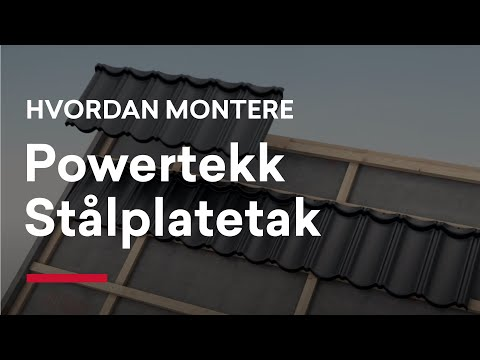 Montering - Isola Powertekk