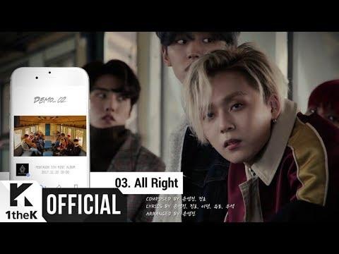 """[Teaser] PENTAGON(펜타곤) _ 5th Mini Album """"DEMO_02"""" Audio Snippet"""