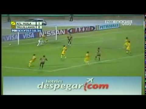 Atlético Huila 4 - 1 Trujillanos Copa Sudamericana 2010