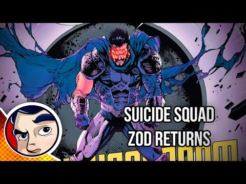 "Suicide Squad ""General Zod Returns & He"