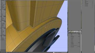 Creating Weld Joints in LightWave 3D