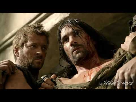 Never Take Me Alive  Manu Bennett characters