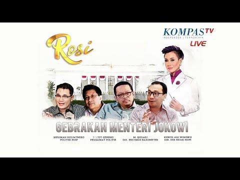Download Gebrakan Menteri Jokowi - ROSI
