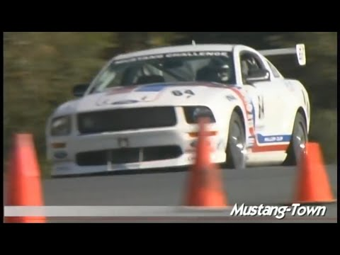 Screaming Mustang FR500S (Ford Racing Exhaust) CRANK IT UP!!!!