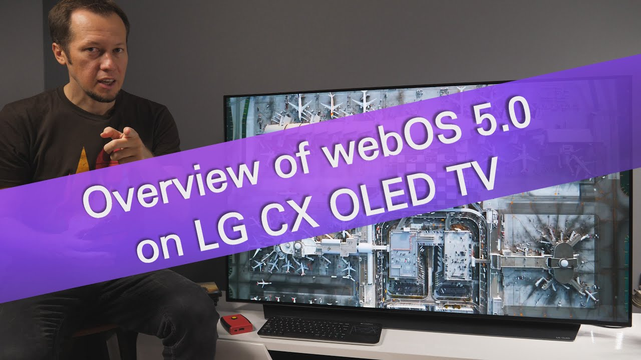 Twitch App Now Available On Lg Webos Tvs Youtube