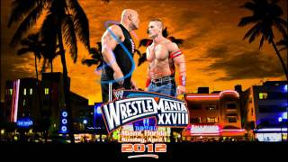 Wrestlemania 28 Official Theme Song - Invincible feat Ester Dean - Machine Gun Kelly