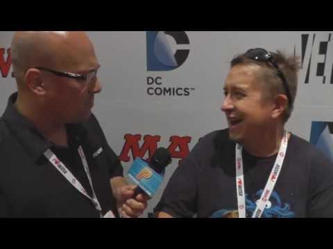 John Layman Talks About Writing Batman: Detective Comics