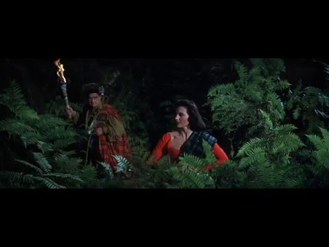 Cyd Charisse w/ Gene Kelly (1954) Brigadoon [Heather on the Hill II]