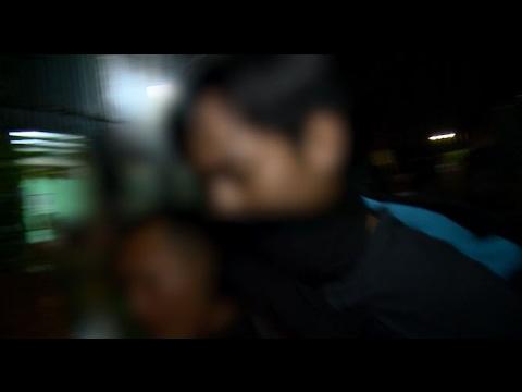 Pelaku Pengedar Narkoba ini Tinggalkan Motor di Jalan Demi Kabur Dari Polisi