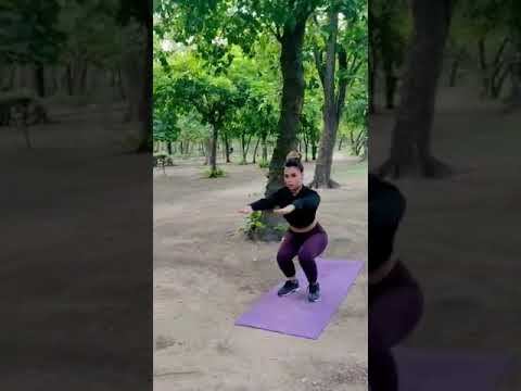 outdoor workout series .