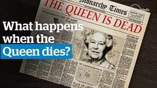 It's hard to imagine a world without Queen Elizabeth II on the thro...
