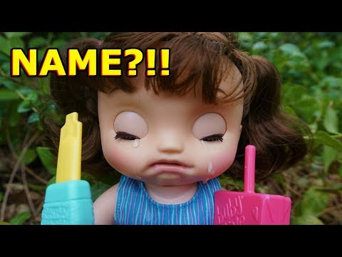 BABY ALIVE Crying Baby Sweet Tears Baby Alive Unboxing!