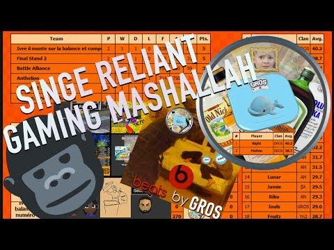 【MKW】Singe Reliant Gaming mashallah #4 Ties and Cul™
