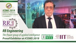 ICOMS 2019 | Exhibitor | RR Engineering