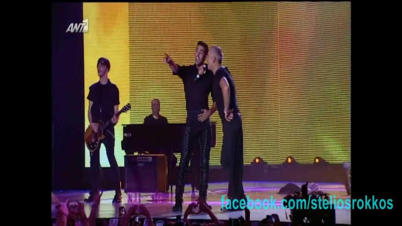 ΤΑ ΚΑΛΟΚΑΙΡΙΝΑ ΤΑ Σ'ΑΓΑΠΩ - ΣΤΕΛΙΟΣ ΡΟΚΚΟΣ ΚΩΣΤΑΣ ΜΑΡΤΑΚΗΣ (MAD VMA 2013) HQ