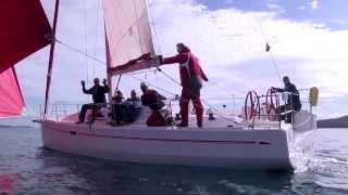 14. Karnevalska regata Biograd 2014