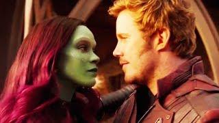 Peter + Gamora