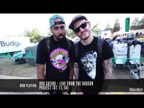 Exclusive Interview: Bro Safari @ The Hudson Project