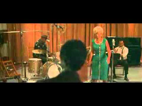 Beyoncè as Etta James - All i could do is cry - Cadillac Records 2008