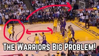Why the Warriors WON'T Win the NBA Championship!   The Draymond Green Problem For Golden State
