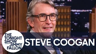Steve Coogan Schools Jimmy on How to Do a Spot-On Michael Caine Impression
