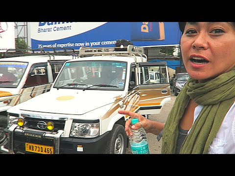 KOLKATA TO DARJEELING By Train & Shared Jeep taxi | India Vlog