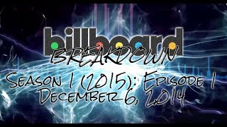 Billboard BREAKDOWN - Hot 100 - December 6, 2014