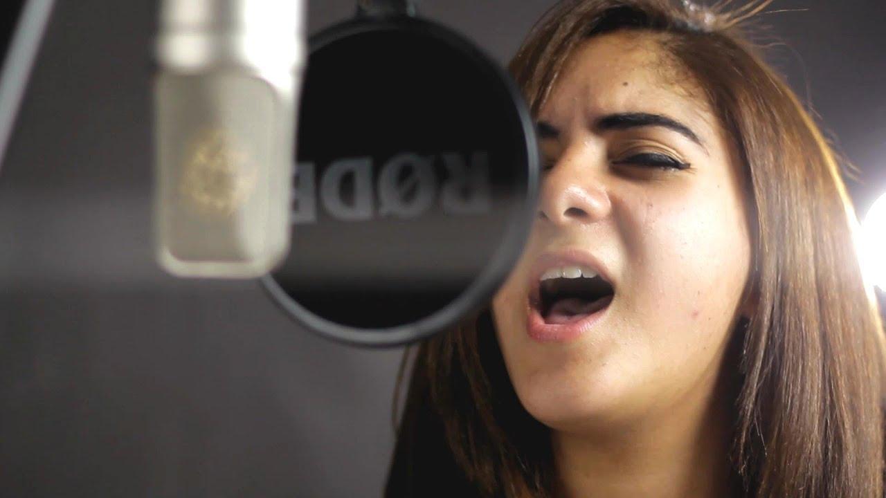 Let Her Go - Passenger (Dina Fayad Cover) (EL7AFLA Productions ...