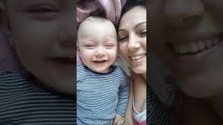 Ржака Готовимся на рассмеши комика Пху пху Малыш смеётся до слез Смех сквозь слёзы