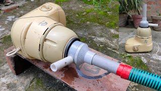 Mixer Grinder HACK - DIY Make a  Water Pump