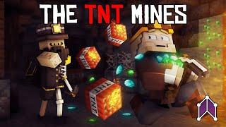 The TNT Mines - Minecraft Marketplace