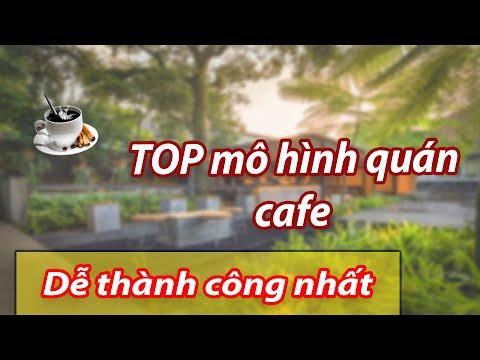 Top 5 mô hình quán cafe dễ thành công nhất cho người mới bắt đầu | Nội thất inHome