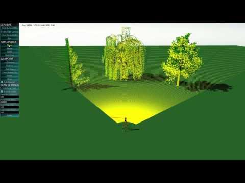 HELIOS - Heidelberg LiDAR Operations Simulator